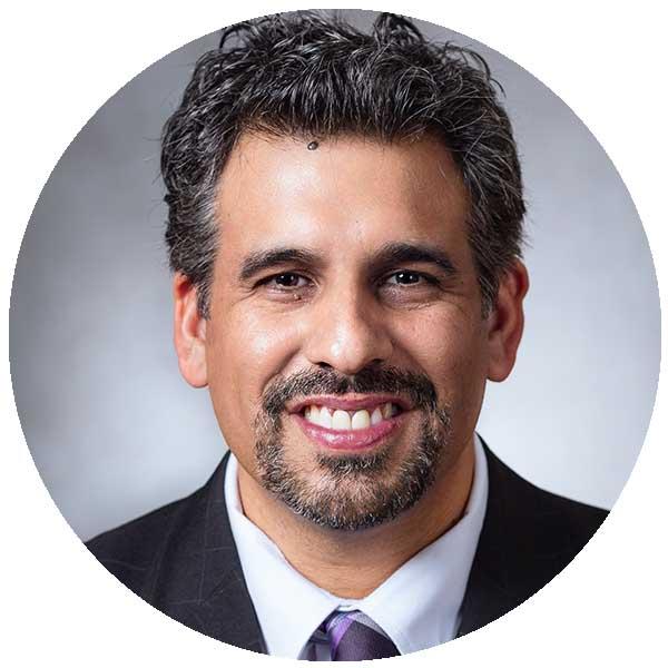 Council Chair Brian Montes