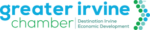 Irvine Chamber Economic Development Logo