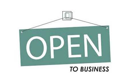 MCCD Open to Business Image