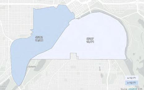 Reimagining Ramsey County: Western St Paul