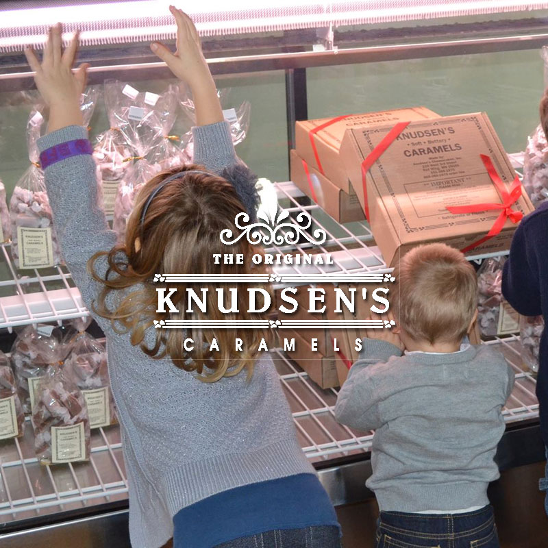 Knudsen Caramels and Cheesecakes Photo