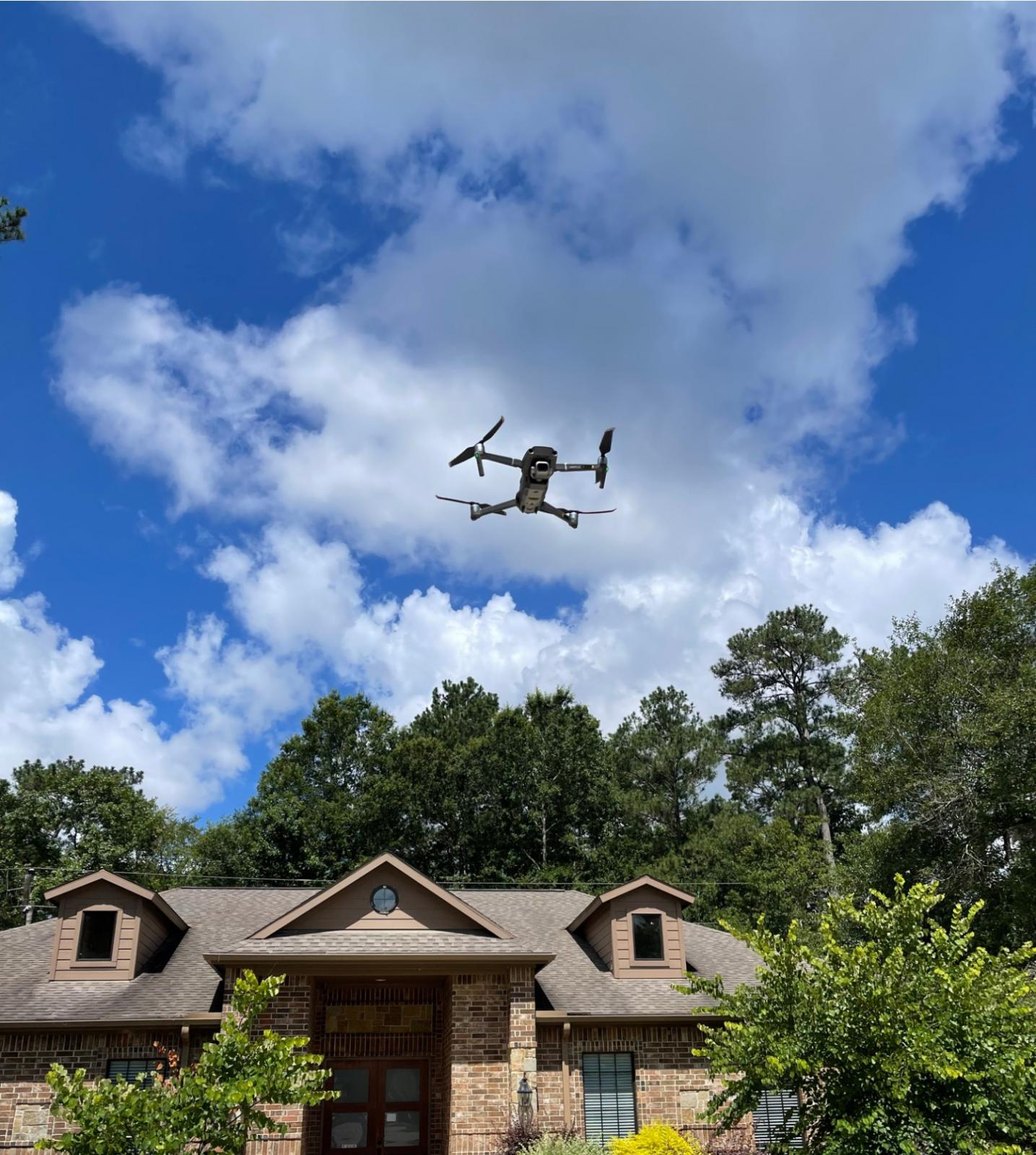WMPID Adds Drone to Its Toolkit Main Photo