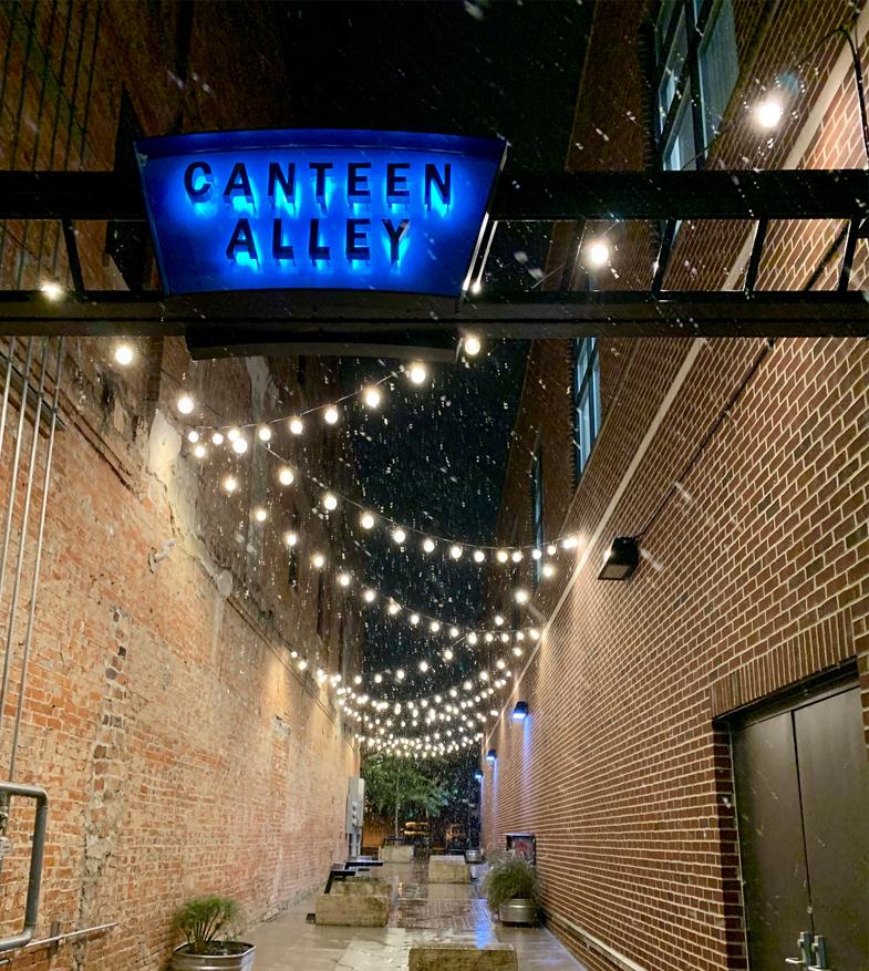 canteen alley