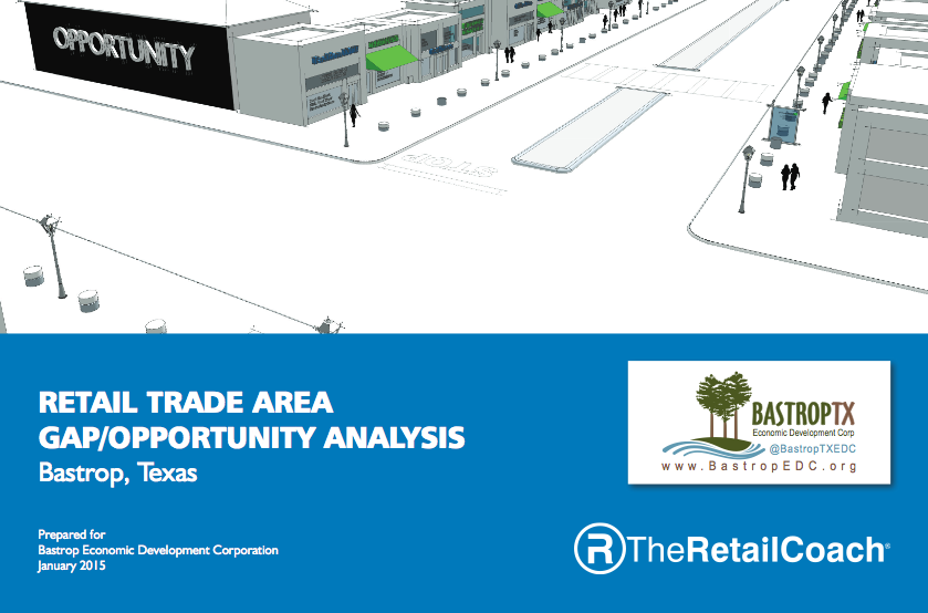 Thumbnail Image For Retail Trade Area Gap Analysis - Click Here To See