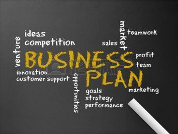 business plan illustration