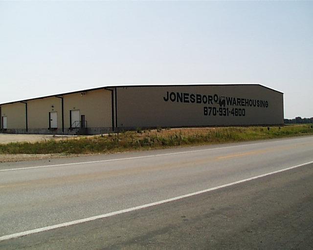 Main Photo For Jonesboro Warehousing (Warehouse)