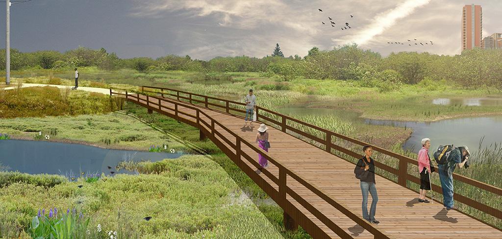 South Wilmington Wetlands Park Photo