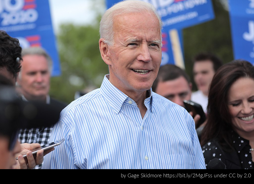 Click the Stories Abound About Wilmington's Biden-Driven Spotlight and Economic Boost Slide Photo to Open