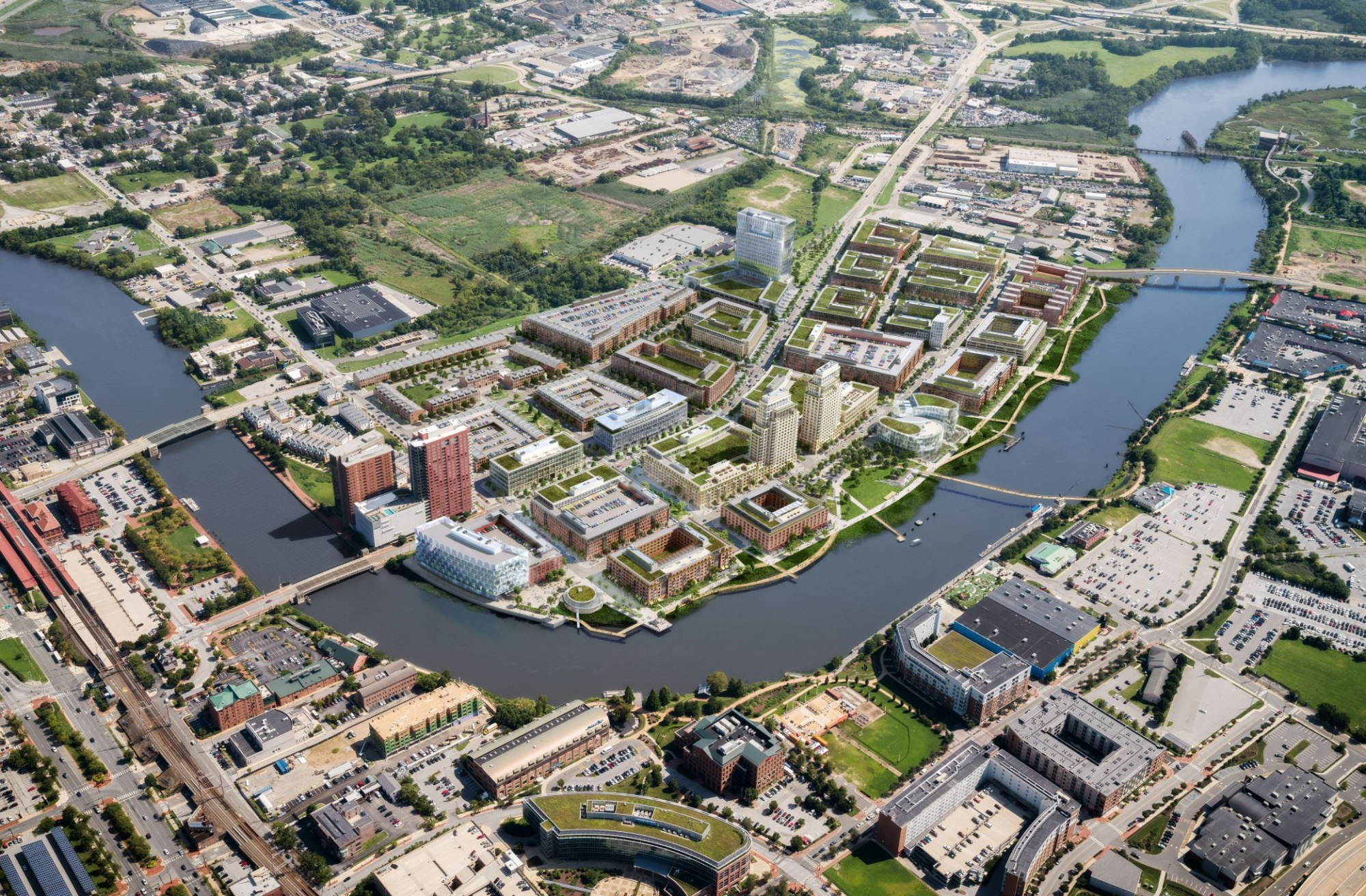 Wilmington's New Riverfront East: A Plan for Transformation Main Photo