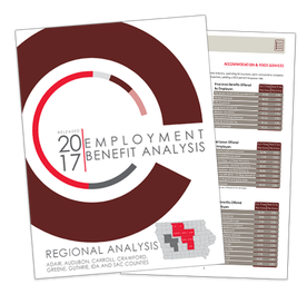 Thumbnail Image For 2017 Employment Benefit Analysis - Click Here To See