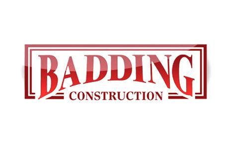 Badding Construction Slide Image