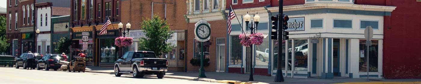 Winnebago and Worth counties Major Employers