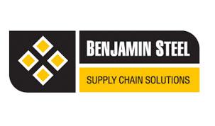 benjamin steel logo