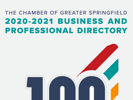 Chamber of Greater Springfield 2020-21 Membership Directory