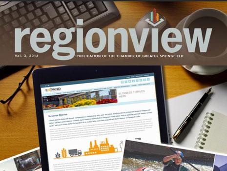Chamber of Greater Springfield Regionview 2016, Vol 3