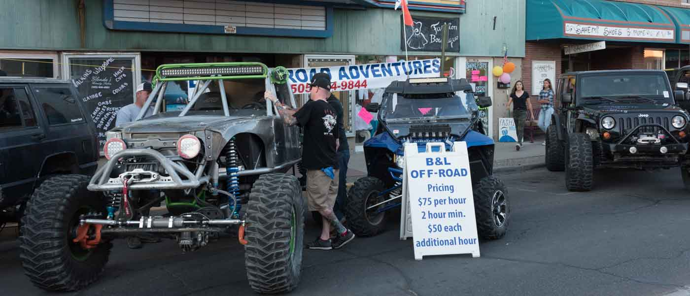 offroading event