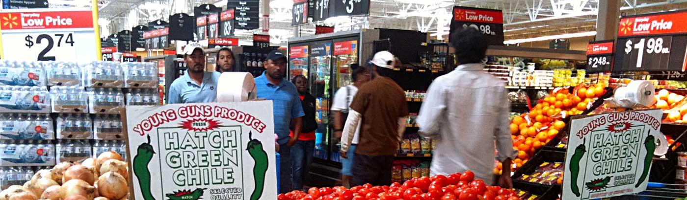 Shopping in San Juan County, NM