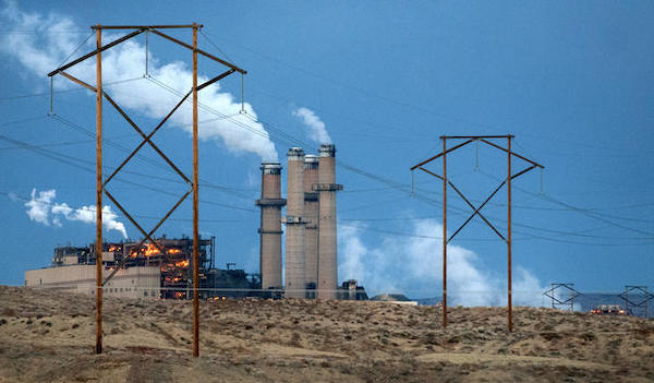 San Juan Coal Plant Could Run Without Carbon Capture for Several More Years Main Photo