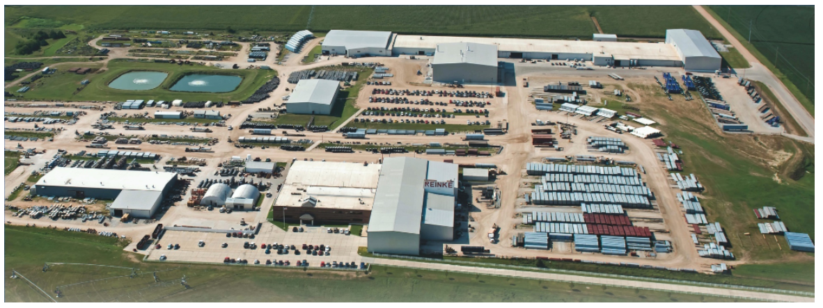 Thayer County is Home to Reinke Manufacturing Co., Inc. Main Photo