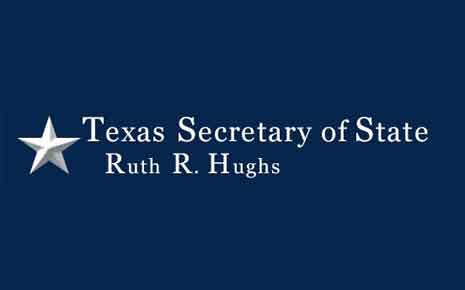 Texas Secretary of State Image
