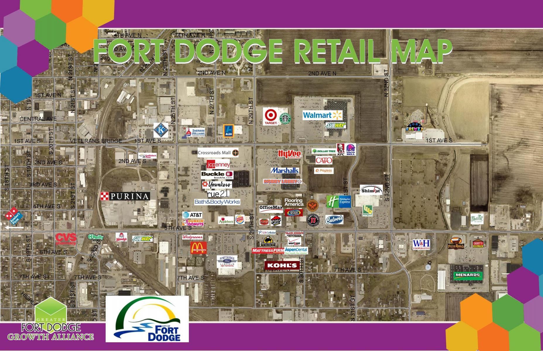 retail development map