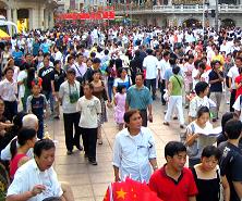 Exports to China