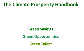 Climate Prosperity Handbook and Getting Started Guide