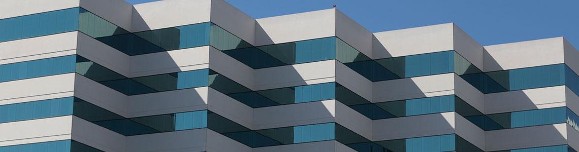 Irvine, CA building frontage