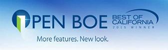 Board of Equalization's Open Data Portal