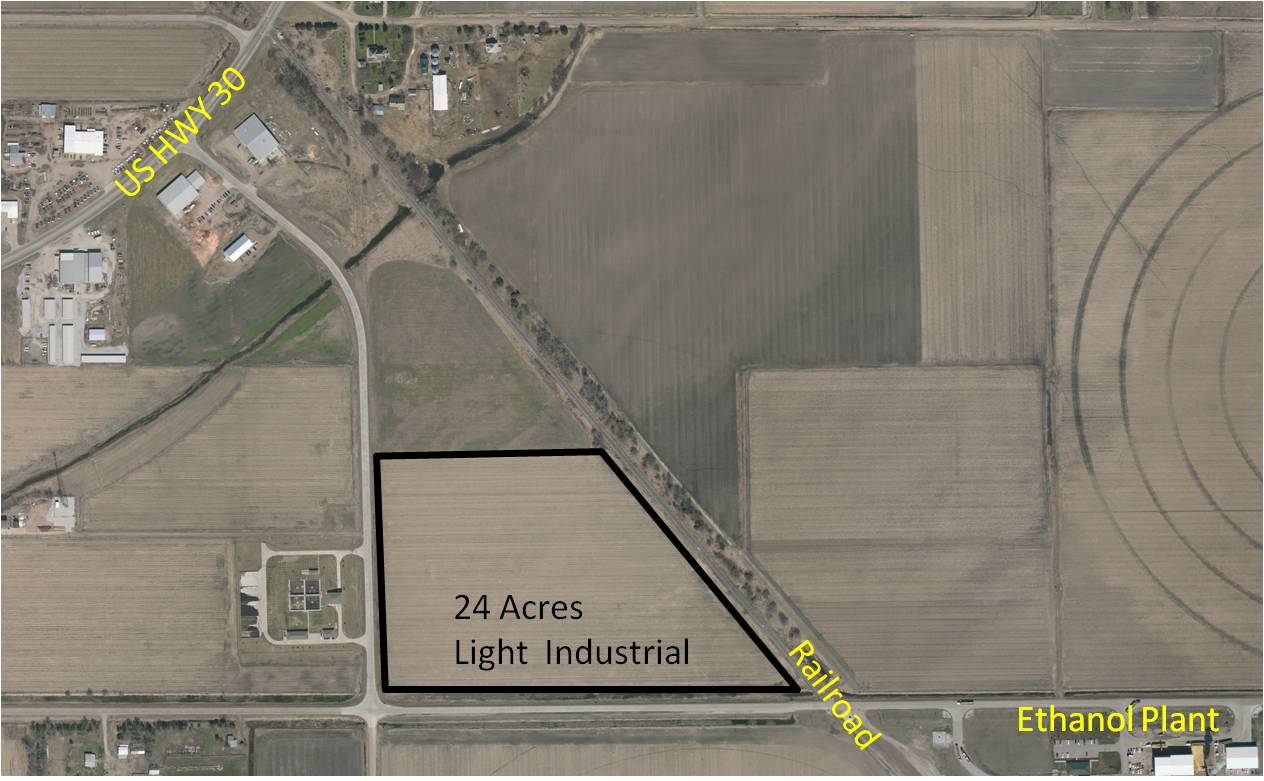 Main Photo For 20 Acre Industrial Site