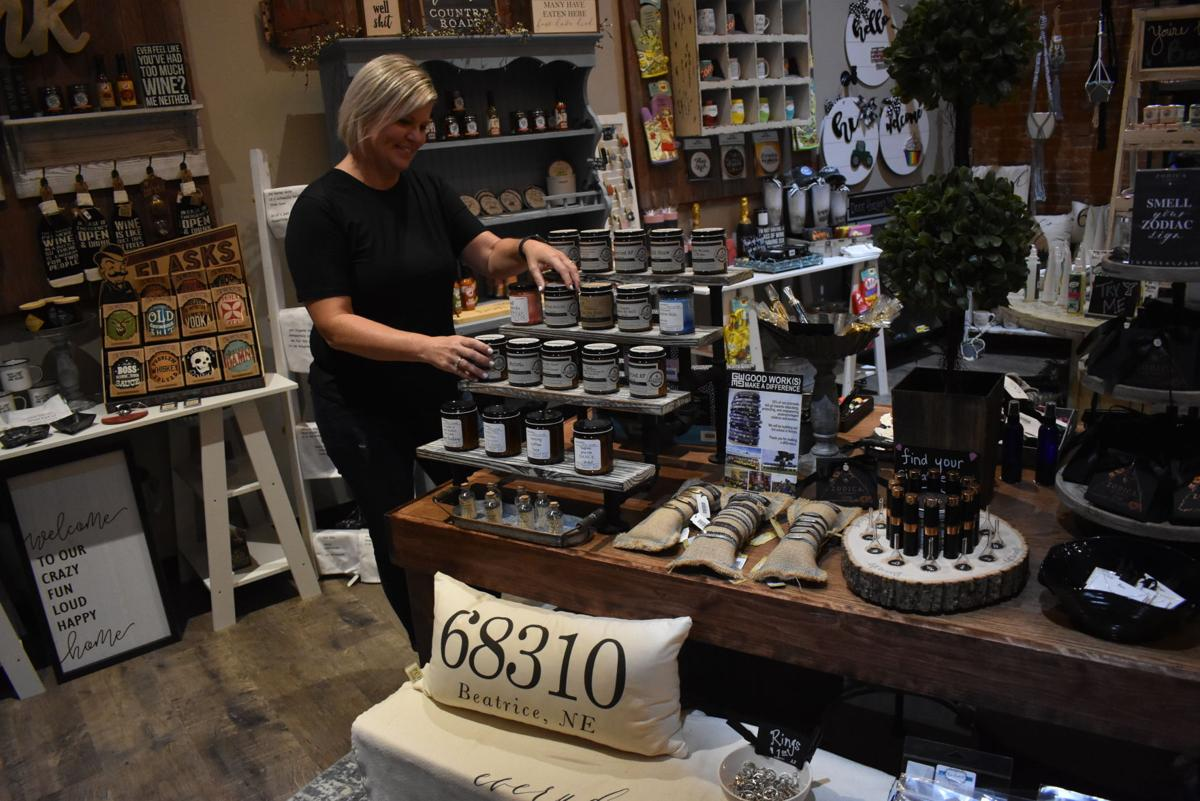Gift shop opens in Mercantile Building Main Photo
